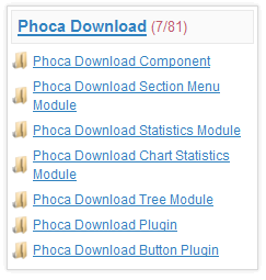 Phoca Download Grey Theme