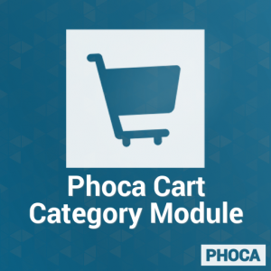 Phoca Cart Category Module
