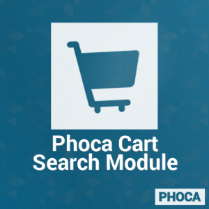 Phoca Cart Search Module