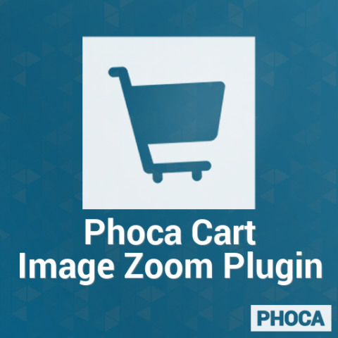 Phoca Cart Image Zoom Plugin