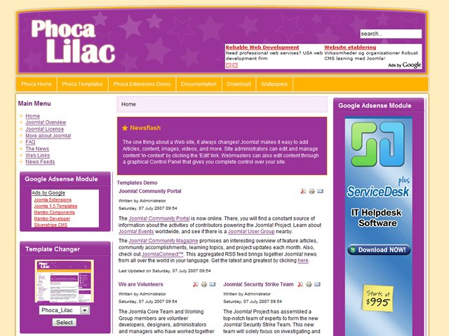 how to use phoca download in joomla