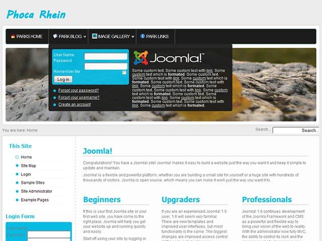 joomla 2.5 gratuit francais