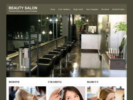 JSR Beauty Salon