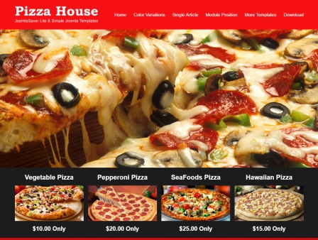 JSR Pizza House